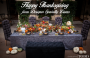 Happy Thanksgiving from Designer Specialty Linens