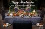 Happy Thanksgiving from Designer SpecialtyLinens